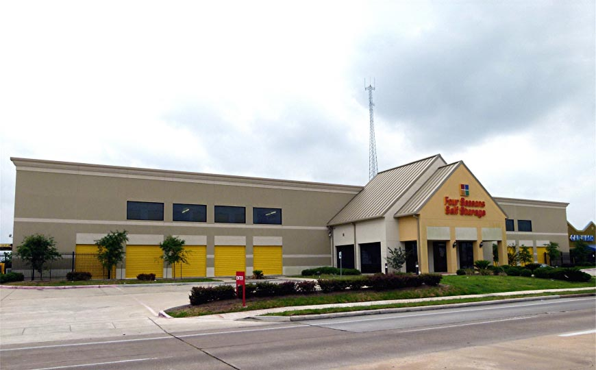 Four Seasons Self Storage Richmond Texas Anemptytextlline