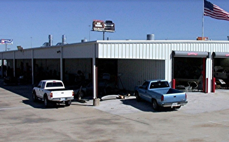 Tejas Toyota Collision Center Humble Texas Raus