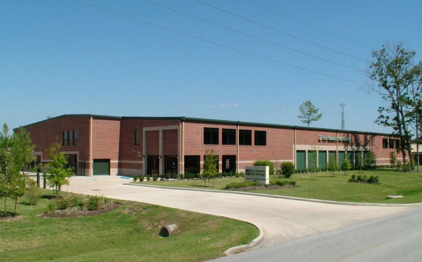 Four Seasons Self Storage Kingwood Texas