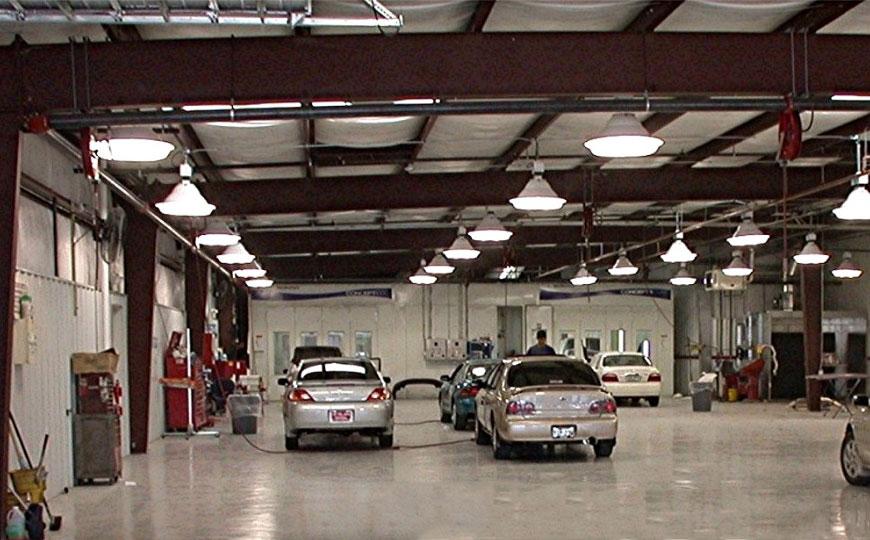 Tejas Toyota Collision Center Humble Texas
